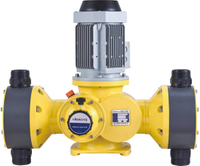 GB-S Mechanical Diaphragm Metering Pump