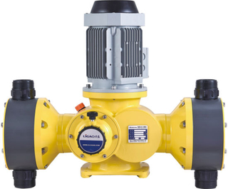 GB Mechanical Diaphragm Metering Pump