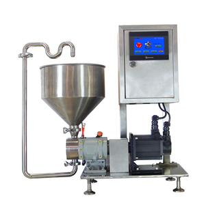 Filling Serial Rotary Lobe Pump For Filling Machine